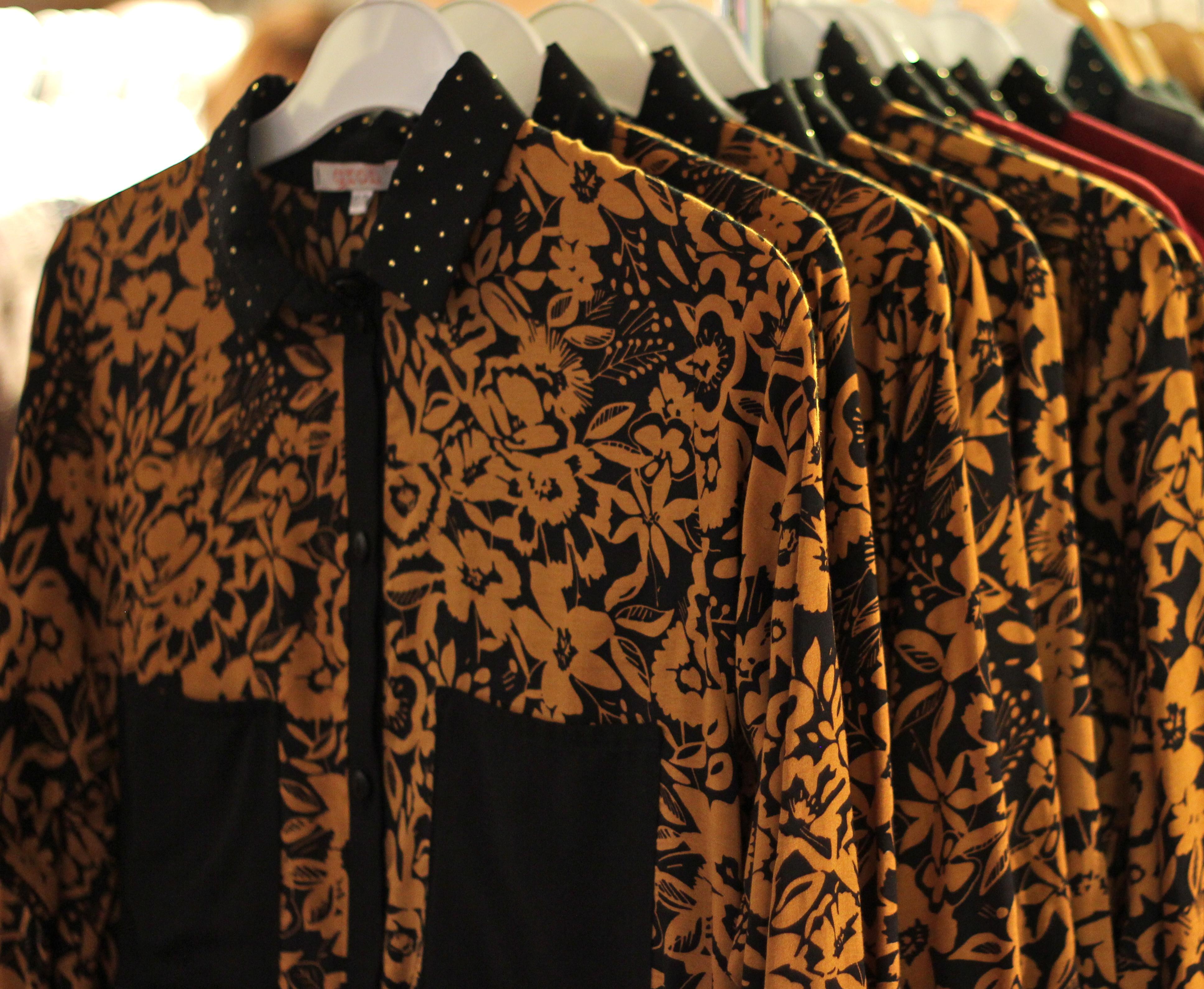 Entrevue avec Guylaine Roberge de Grob dans le cadre de la Braderie de mode québécoise: De charmantes créations, faciles à porter